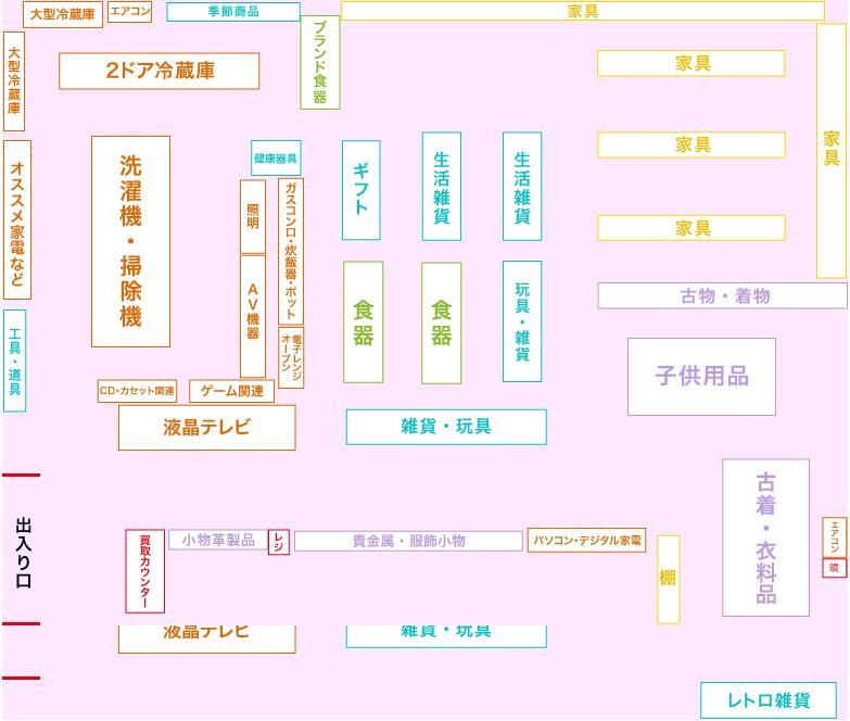 創庫生活館163号店